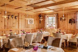 Andreas Hofer Stube im Panorama Restaurant - Hotel Andreus