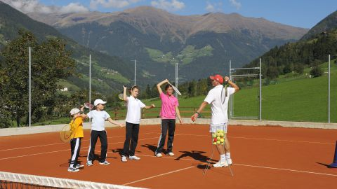 Tennis Intensive course for adults 10x60