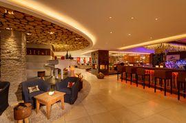 Gemütliche Atmosphäre im Hotel Andreus