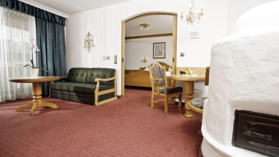 Sonnwendjoch Junior Suite