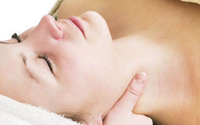 Kopf-Nacken- und Rückenmassage - Mia Alpina