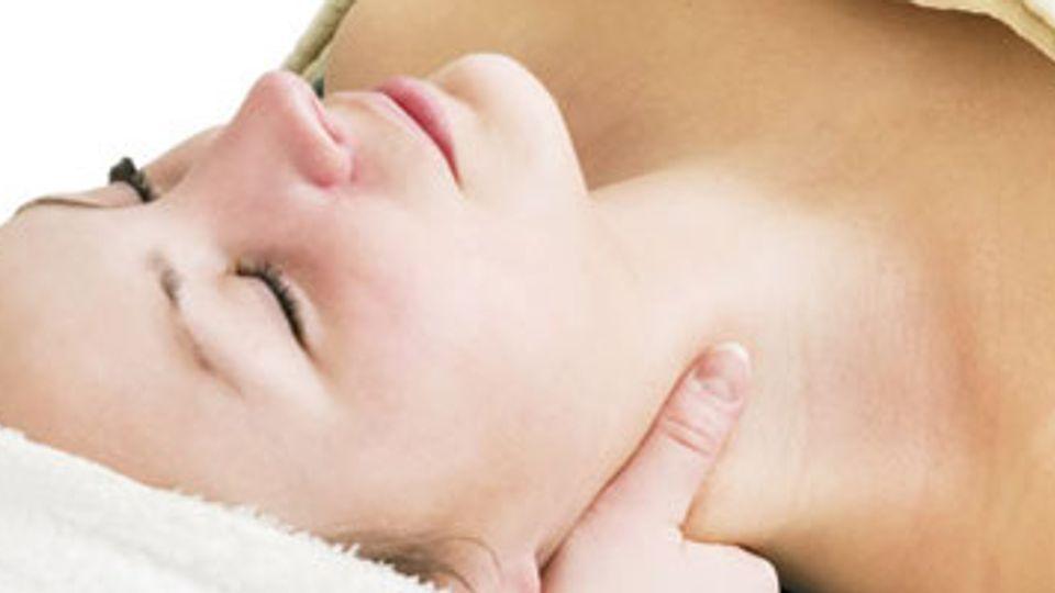 Entspannungs- Kopf- & Nackenmassage