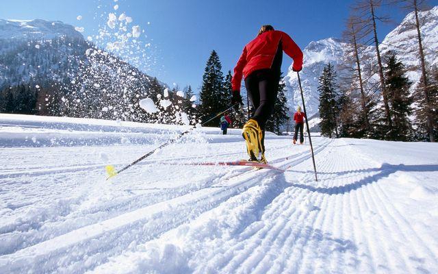 Cross-Country Skiing Holiday at Kristall