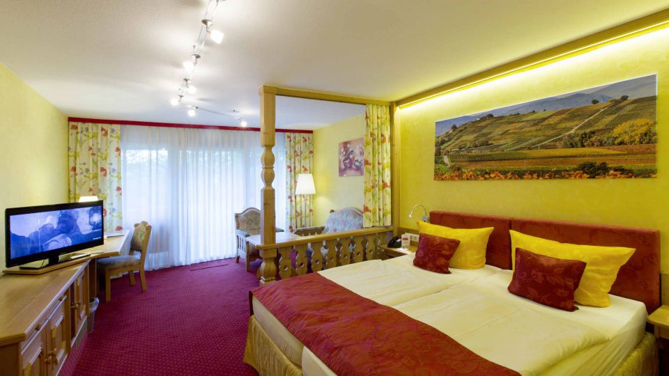 "Comfort Double Room ""Jakobsfels"""