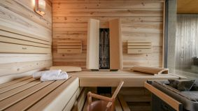 Penthouse-Suite Traubennestl 2/3 - PFALZBLICK WALD SPA RESORT