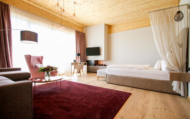 Penthouse-Suite Traubennestl - PFALZBLICK WALD SPA RESORT