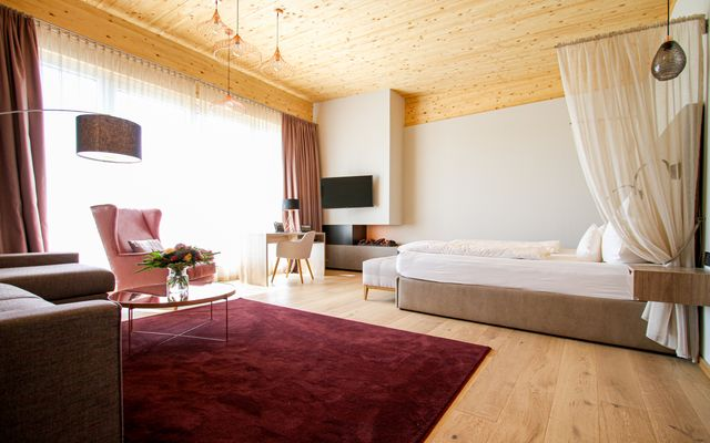 Suite Traubennestl - PFALZBLICK WALD SPA RESORT