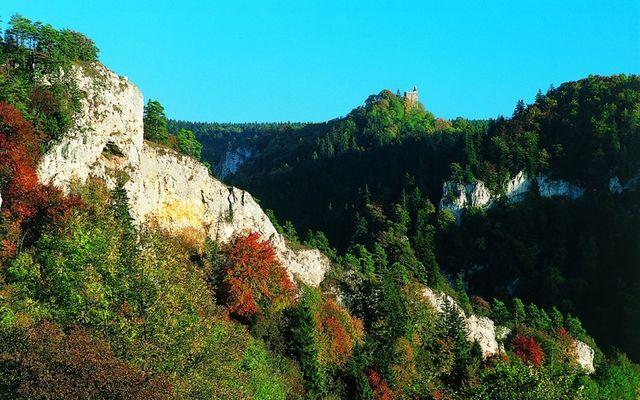 Wanderfreude im Donautal