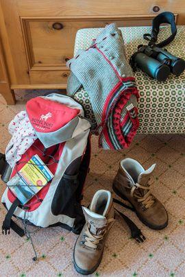 Post-Rucksack ... Wandertage