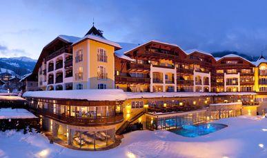 Winterurlaub im 4****s Hotel Post, Lermoos