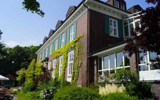 Biohotel Gutshaus Stellshagen: Außenansicht