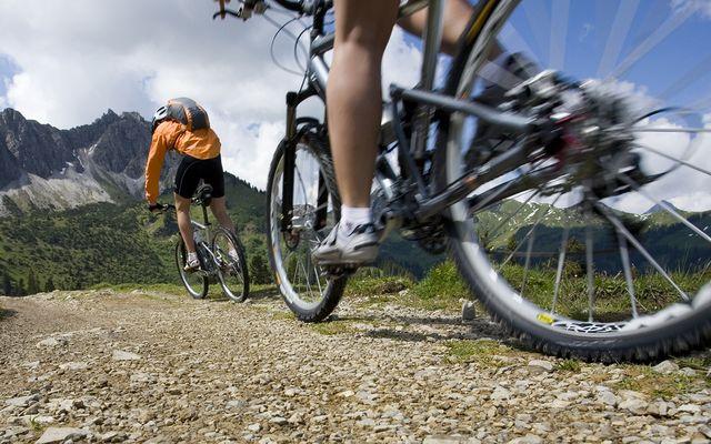 Biohotel Saladina: Mountainbiken
