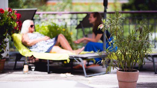 Biohotel Alpenrose Urlaub Auszeit Entspannen