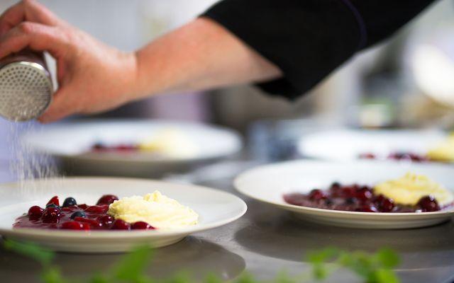 BIO HOTEL Alpenrose: Dessert