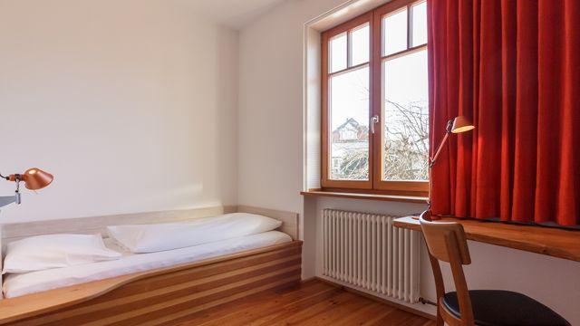 Medium single room (renovated biologically)