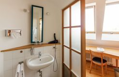 Double room (small, with sloping roof) (3/3) - Alter Wirt