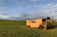 Biohotel Amvieh Theater Mobilehome Wolpi (3/5) - AmVieh-Theater
