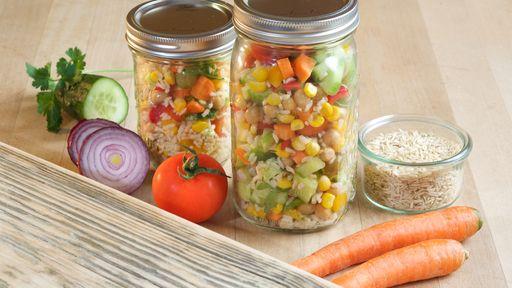 Biohotel AnNatur Salat