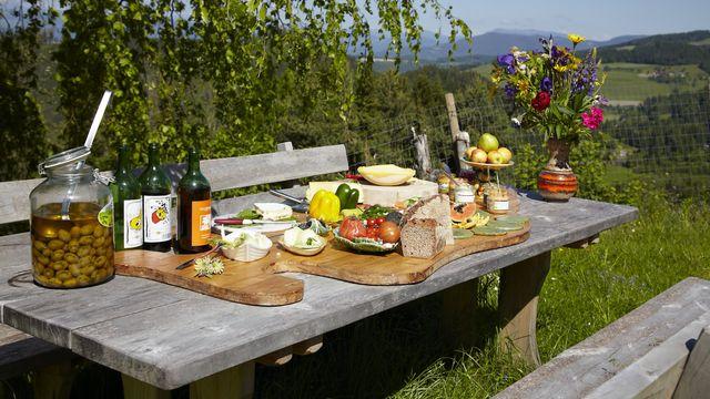 Österreich isst Bio: Traumhafte Tage