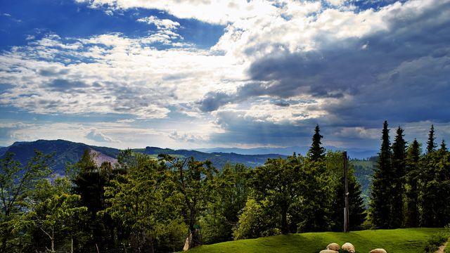 Kärnten in den Bergen