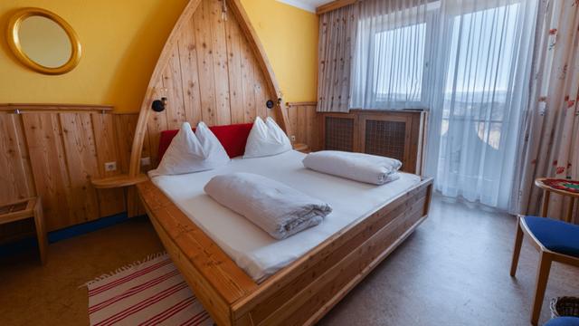 Komfortzimmer Panoramablick