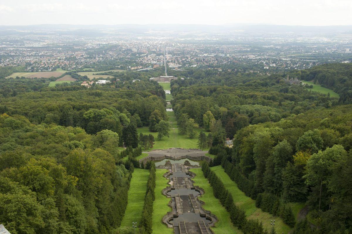 documenta14 und UNESCO WELTNATUR & KULTURERBE Region