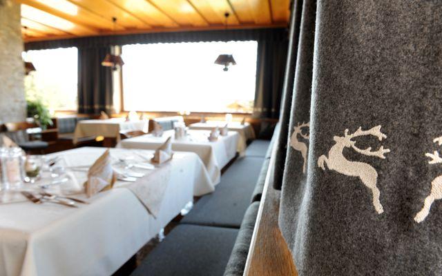 Biohotel Feistererhof: Restaurant