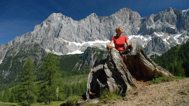 Der Klang der Alpen