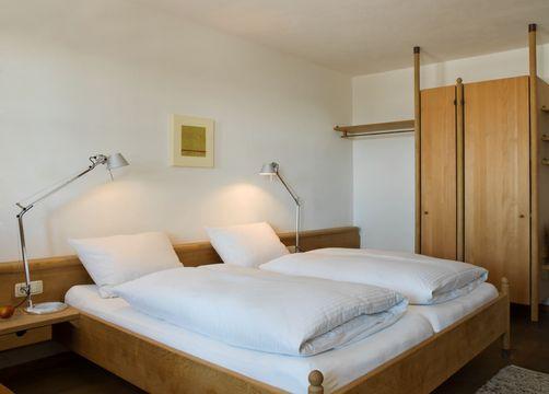 Camera familiare comfort nella pensione (1/3) - Biohotel Pausnhof