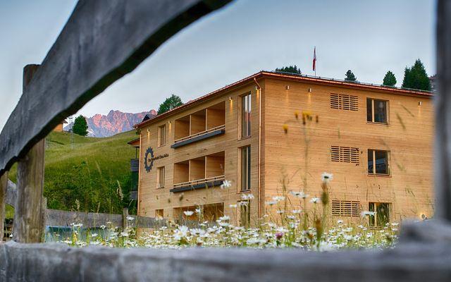 Biohotel Chesa Valisa: Natur Chalet