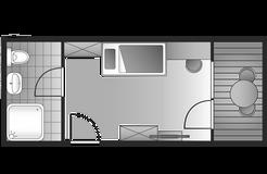 """Einzelzimmer """"Himmelschlüssel"""" (2/4) - Das Naturhotel Chesa Valisa"""
