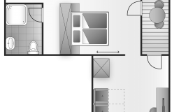 """Appartement """"Heuberg Komfort"""" (2/4) - Das Naturhotel Chesa Valisa"""