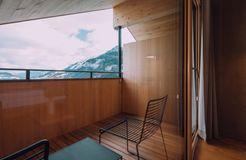 Biohotel Chesa Valisa Hirschegg Zimmer Ringelblume (6/6) - Das Naturhotel Chesa Valisa