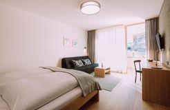 Biohotel Chesa Valisa Hirschegg Zimmer Ifen Komfort (5/7) - Das Naturhotel Chesa Valisa