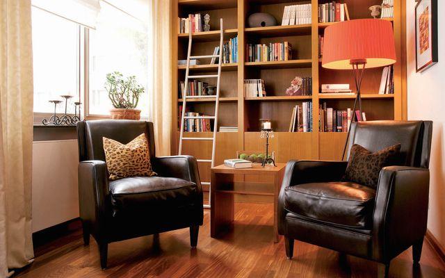 Biohotel Villa Orange: Bibliothek