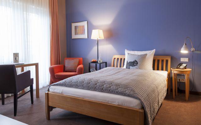 Biohotel Villa Orange: Comfort-Einzelzimmer