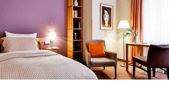 """Einzelzimmer """"Orange Classic"""""""