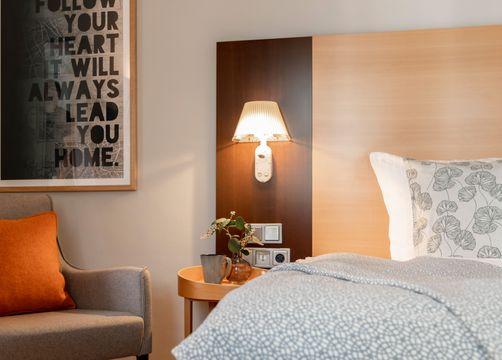 Hotel Villa Orange, Frankfurt, Assia, Germania (16/18)