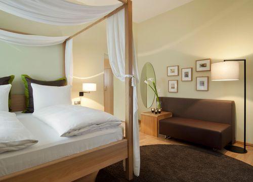 Camere doppie Deluxe (1/2) - Hotel Villa Orange
