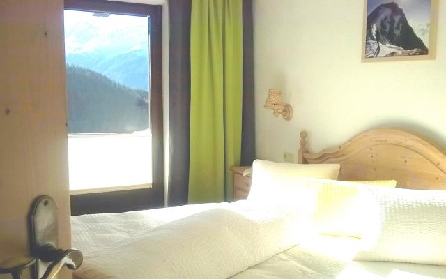 Doppelzimmer mit Panoramablick