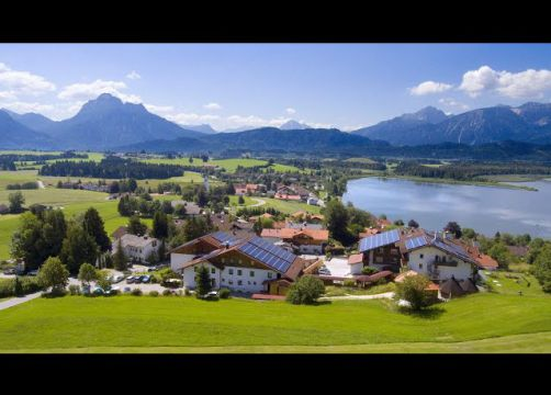 Biohotel Eggensberger, Füssen - Hopfen am See, Allgäu, Bayern, Deutschland (24/39)