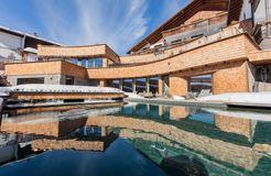 Biohotel Eggensberger: Winter im Garten-SPA - Biohotel Eggensberger, Füssen - Hopfen am See, Allgäu, Bayern, Deutschland