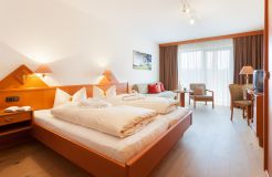 """Double Room """"South Panorama""""  COMFORT (2/4) - Biohotel Eggensberger"""