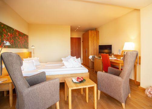 Classic double room (1/2) - Bio-Thermalhotel Falkenhof