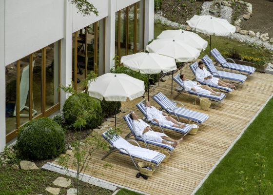 Urlaub - Bio-Thermalhotel Falkenhof