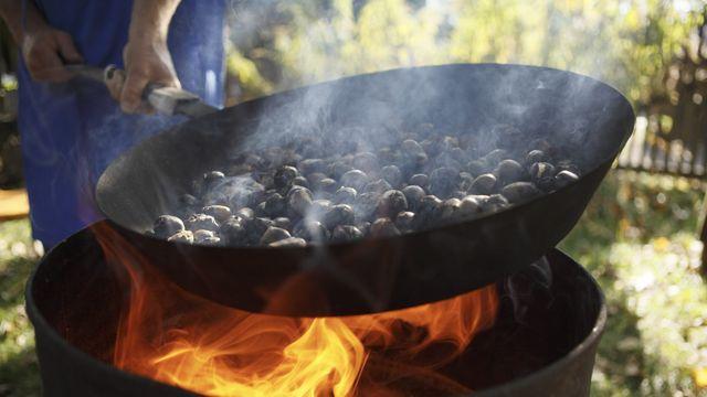 Il tradizionale Törggelen altoatesino