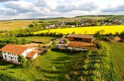 Biohotel Gänz: Inmitten der Natur - BioWeingut & Landhotel Gänz, Hackenheim, Rheinland-Pfalz, Deutschland