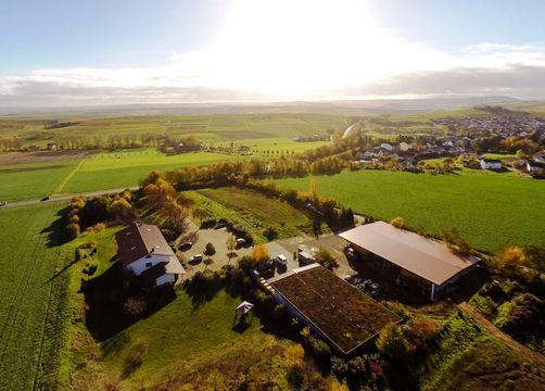 Biohotel Gänz: Nachhaltiges Urlaubserlebnis - BioWeingut & Landhotel Gänz, Hackenheim, Rheinland-Pfalz, Deutschland