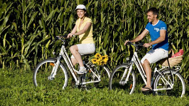 Tempo di bici @ BIO Vitalhotel