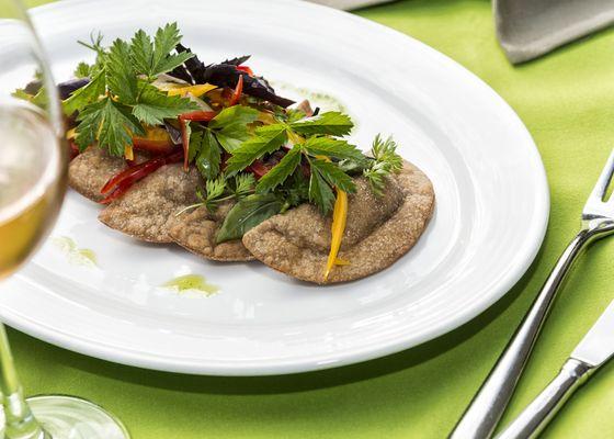 Bio-Küche - Tauber's Bio-Wander-Vitalhotel